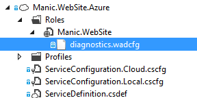 azure-diagnostics.wadcfg